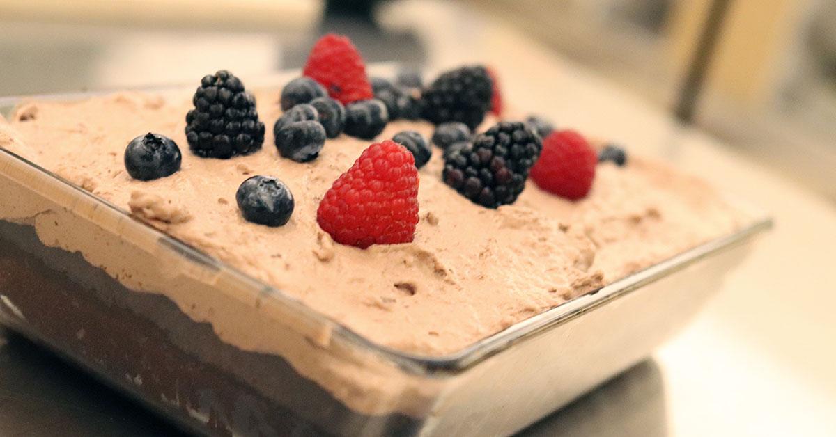 opskrift til glutenfri chokoladekage